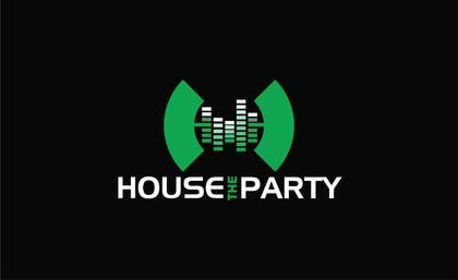 #155 for 'H' Logo Design Contest - House The Party by deep844972