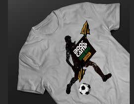 #36 for Soccer Camp T-Shirt by alldesign89
