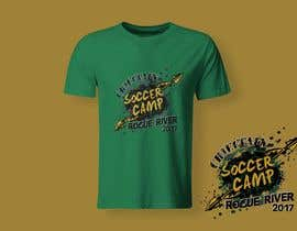 #69 for Soccer Camp T-Shirt by Mustafawadiwala