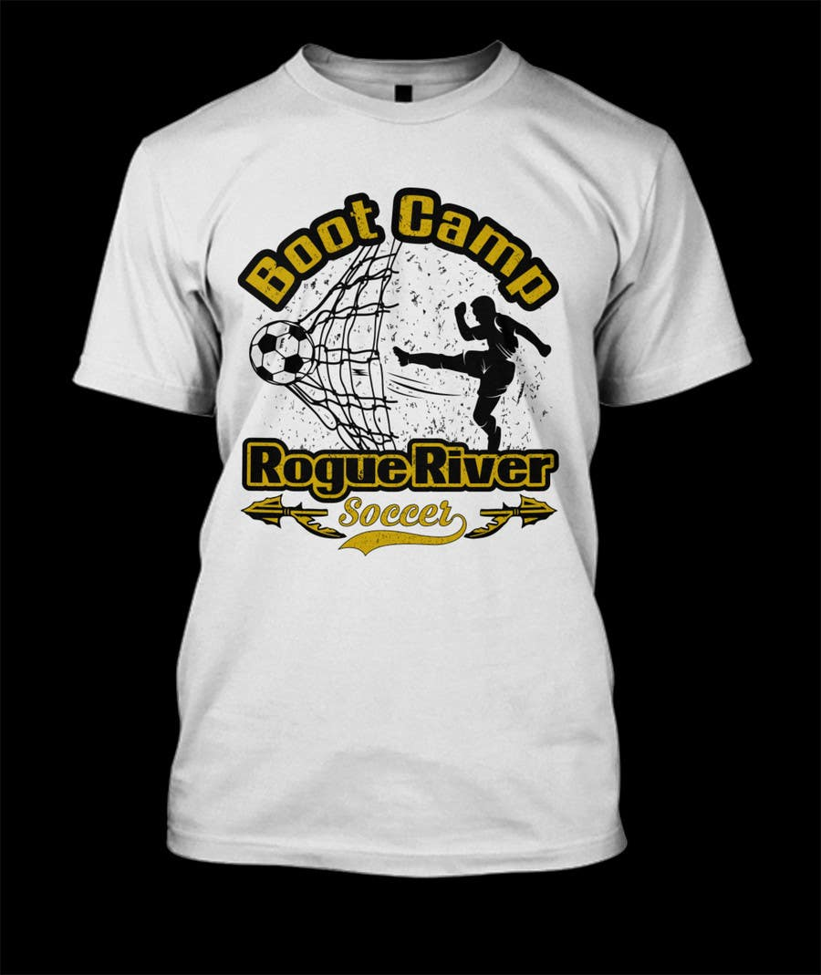 Kilpailutyö #                                        72                                      kilpailussa                                         Soccer Camp T-Shirt