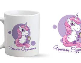 #15 for Unicorn mug logo design by Tszocske