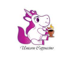 #8 for Unicorn mug logo design by iwebdesigner4u