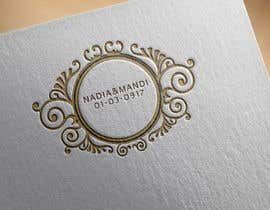 #43 for Design a Logo for a Wedding by moeezshah451