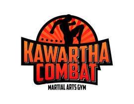 nº 3 pour Kawartha Combat - New Logo Design for Martial Arts gym par MIL80FX