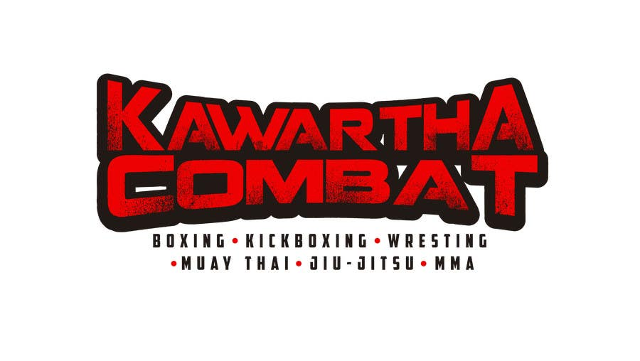 Proposition n°18 du concours Kawartha Combat - New Logo Design for Martial Arts gym