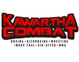 nº 18 pour Kawartha Combat - New Logo Design for Martial Arts gym par DAISYMURGA