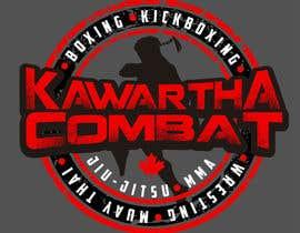 nº 19 pour Kawartha Combat - New Logo Design for Martial Arts gym par DAISYMURGA