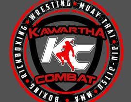 nº 20 pour Kawartha Combat - New Logo Design for Martial Arts gym par DAISYMURGA