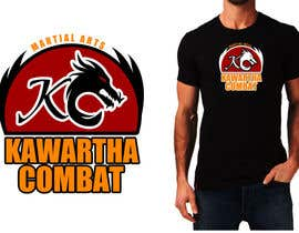 nº 7 pour Kawartha Combat - New Logo Design for Martial Arts gym par freeland972
