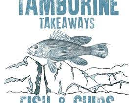 #11 for Logo design for a Fish and Chips Takeaways by davidmilnes