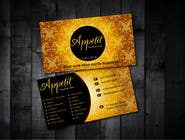 Contest Entry #68 for Business Card Design for Appétit Function Hire