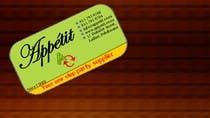 Contest Entry #66 for Business Card Design for Appétit Function Hire