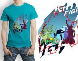 #23 for Fun and interesting T-Shirt Design by vynnymax