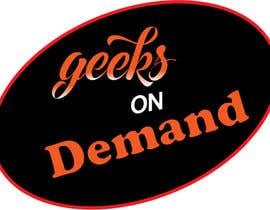 nº 116 pour Design a Logo Geeks on Demand par pandalotero95