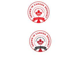 nº 11 pour CANADA 150 Sticker design par violetweb2