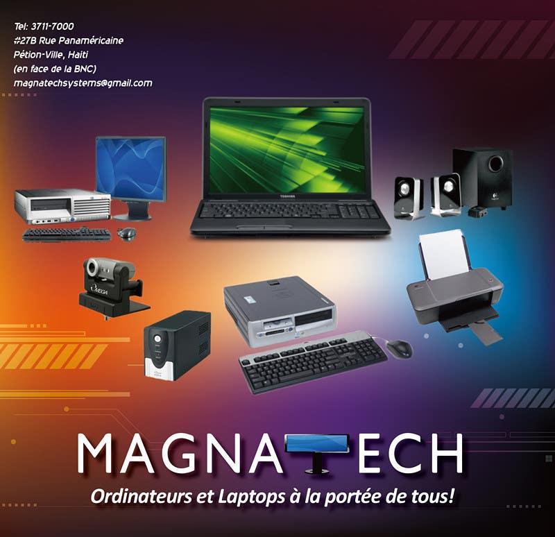 Inscrição nº                                         10                                      do Concurso para                                         Graphic Design for MAGNATECH SYSTEMS