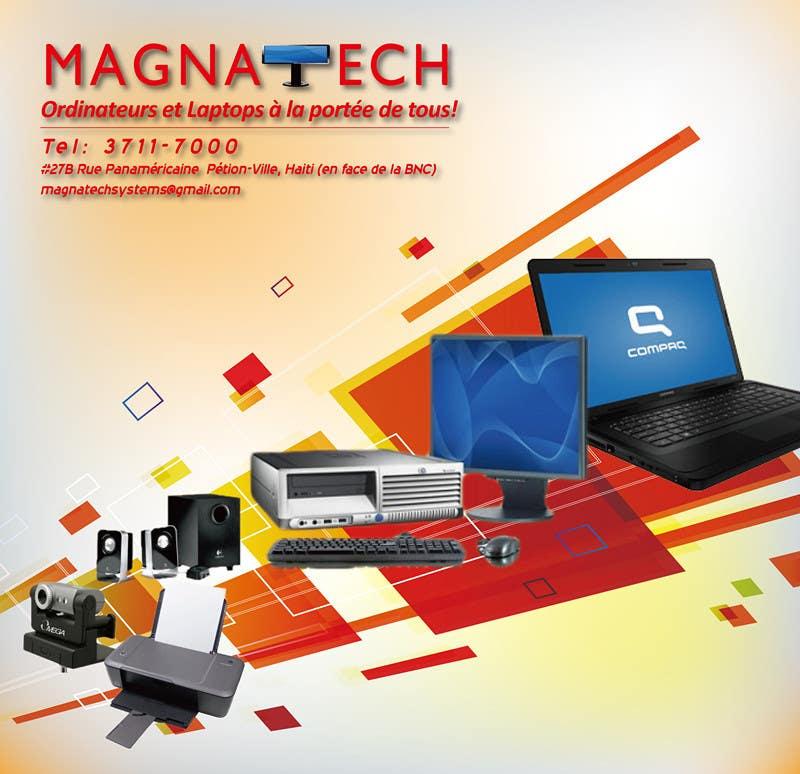 Inscrição nº                                         14                                      do Concurso para                                         Graphic Design for MAGNATECH SYSTEMS