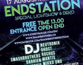 nº 13 pour Need a party flyer / poster / facebook timeline par AVisualDesigner