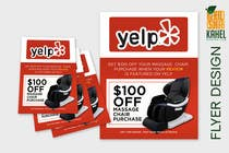 Proposition n° 94 du concours Graphic Design pour FAST WORK - EASY MONEY - Design a Yelp Promotional Flyer