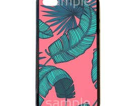 nº 47 pour Floral pattern to be used to create floral design phone case par vanjderland