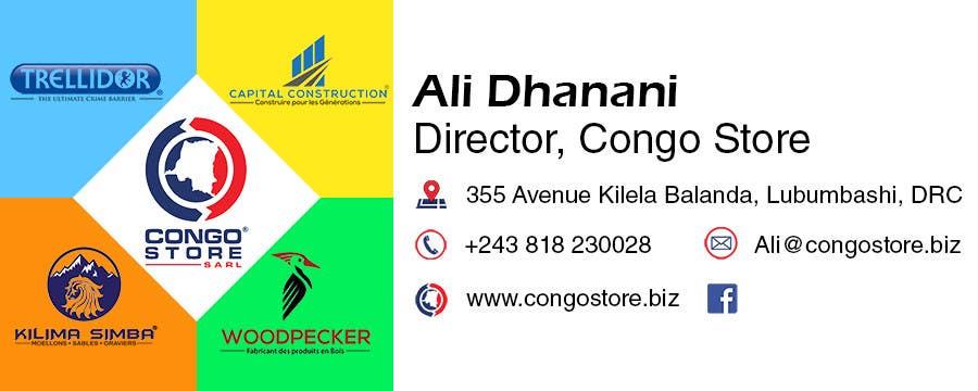Proposition n°4 du concours Design a corporate email Signature
