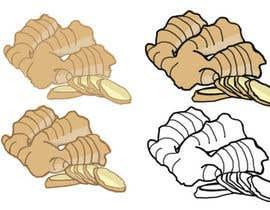 Nro 11 kilpailuun Illustrate ginger! käyttäjältä hellozek12