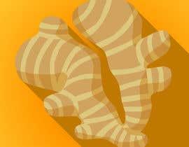 Nro 39 kilpailuun Illustrate ginger! käyttäjältä danimations