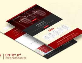 nº 36 pour Design a Website Mockup for Lawyer par freeoutsourcer