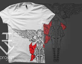 nº 37 pour T-Shirt Design:  Catholic Saint Michael the Archangel par tsproject10