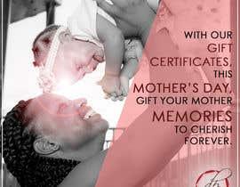 Nro 13 kilpailuun Design a Mothers Day Flyer/Ad for Social Media käyttäjältä Clayts21