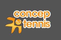 Graphic Design Конкурсная работа №465 для Logo Design for ConcepTennis