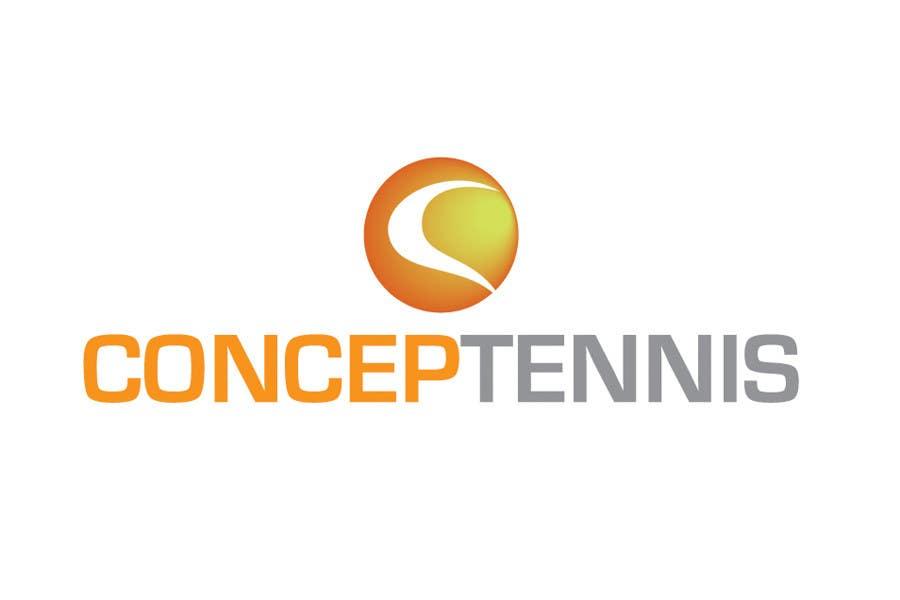 Inscrição nº 501 do Concurso para Logo Design for ConcepTennis