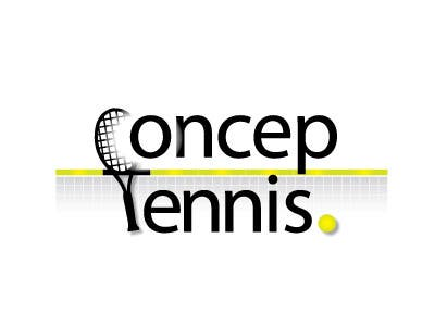 Kilpailutyö #40 kilpailussa Logo Design for ConcepTennis