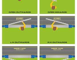 nº 1 pour Bird eye infographics par prngfx