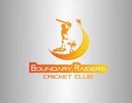 nº 11 pour Design a Logo for a Cricket team par mdnasirahmed669