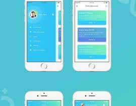 Nro 8 kilpailuun Update App Colour Scheme and UI käyttäjältä avan931