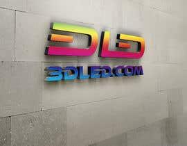 nº 161 pour 3DLED.com Logo Contest par electrotecha