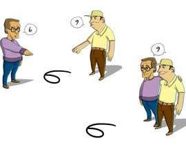 Nro 3 kilpailuun Illustration for a training course käyttäjältä diegonavarrete