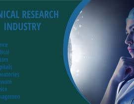 """nº 4 pour Design a Banner for """"Clinical Research Industry"""" par borun008"""