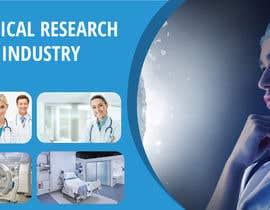 """nº 22 pour Design a Banner for """"Clinical Research Industry"""" par borun008"""