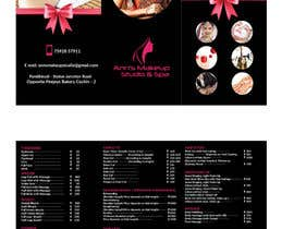 #11 for Design a Brochure for a Ladies Beauty Parlor by sahajid000