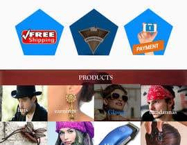 nº 10 pour Design a Website Mockup par adminenc