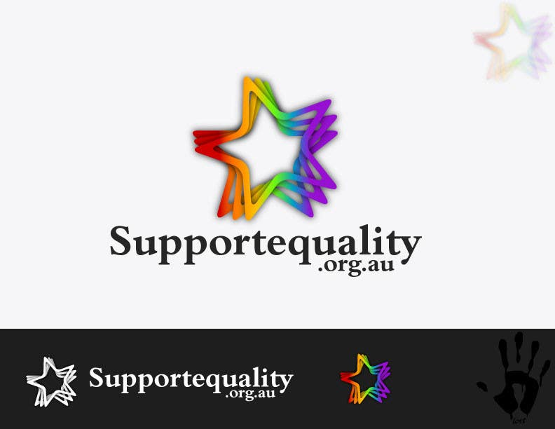 #78 for Logo Design for Supportequality.org.au by ivegotlost