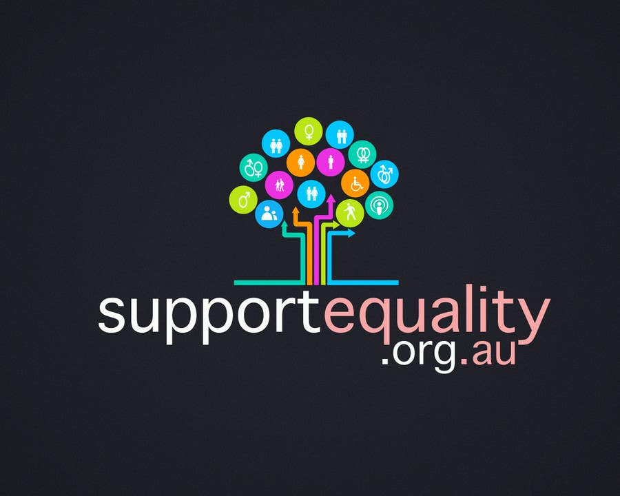 #117 for Logo Design for Supportequality.org.au by KWT5964