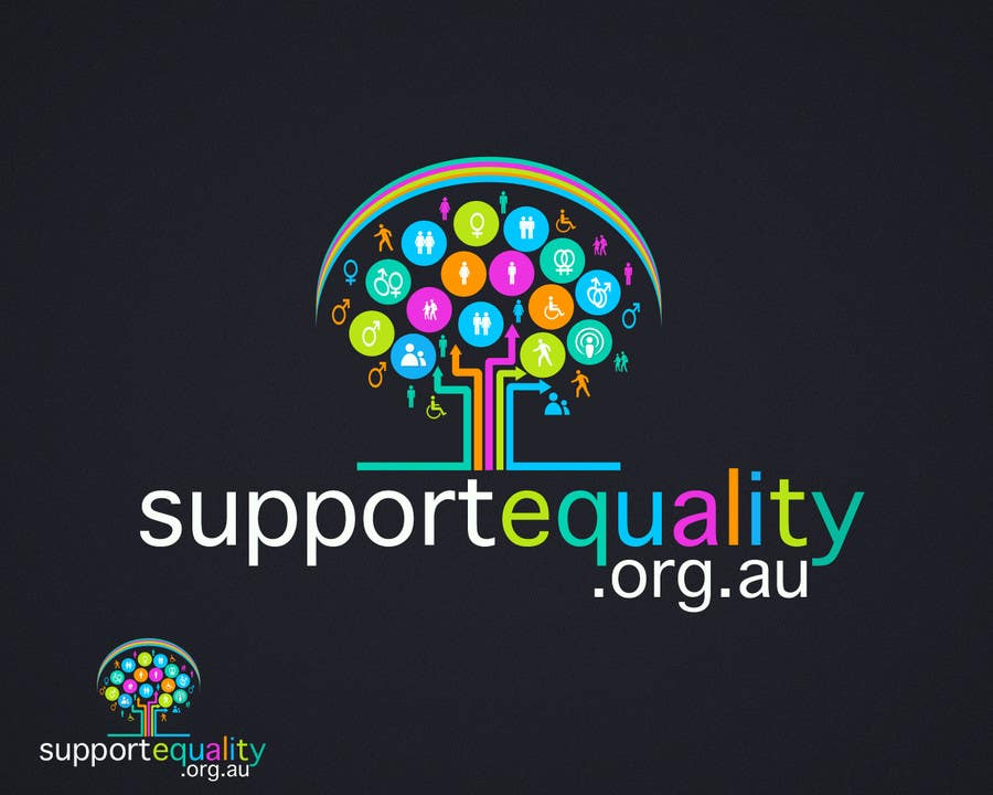 #135 for Logo Design for Supportequality.org.au by KWT5964