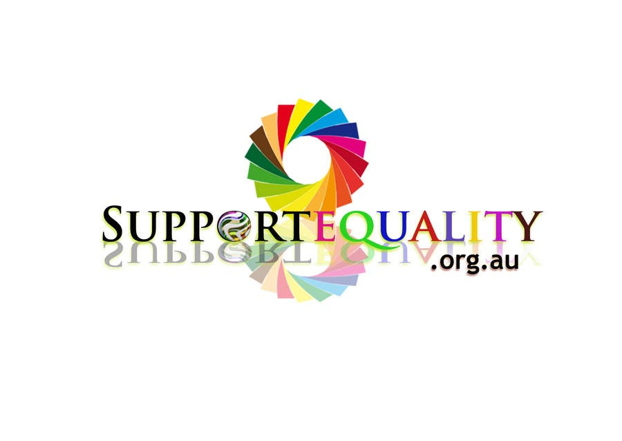 Конкурсная заявка №162 для Logo Design for Supportequality.org.au