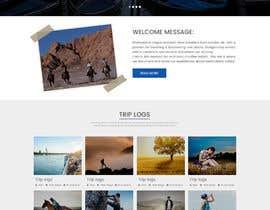 nº 7 pour Design a Website Mockup par sudpixel