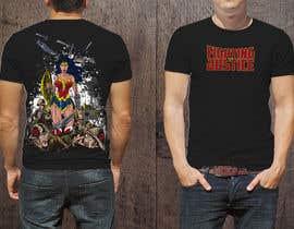 nº 27 pour Design a vintage style T-Shirt par DAISYMURGA