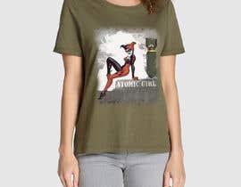 nº 22 pour Design a vintage style T-Shirt par Neny22