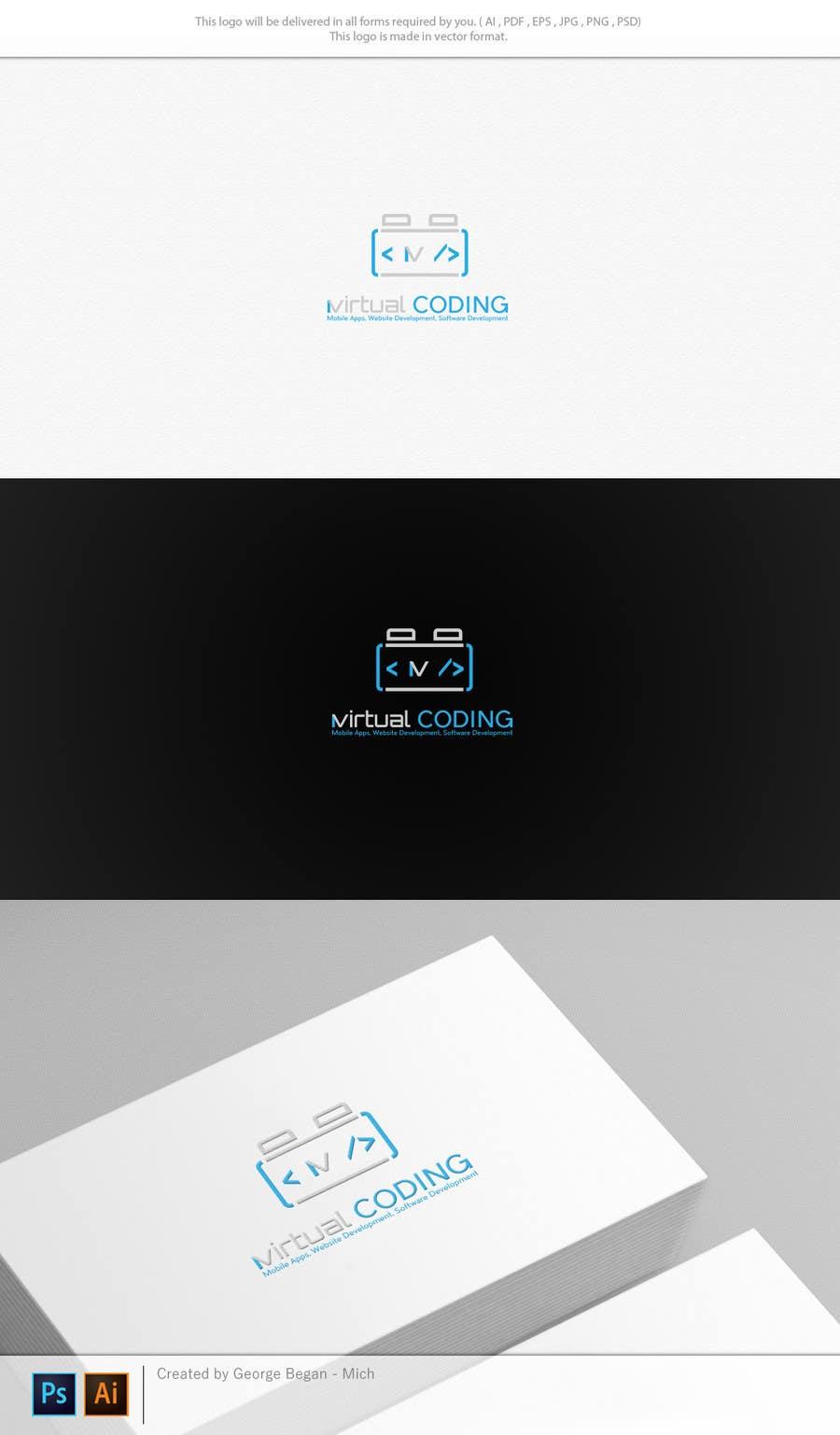 Proposition n°318 du concours Design a Logo VC